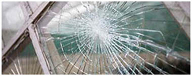 Keynsham Smashed Glass